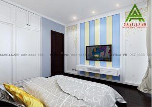 Thiết kế nội thất căn hộ cao cấp Vinhomes Golden River Bason - nhaphoxinh.vn